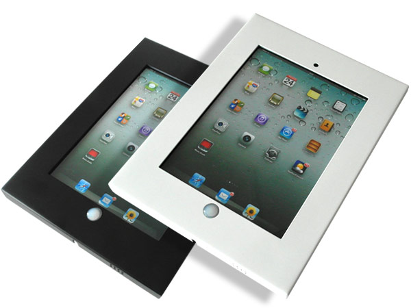 tablet halterung aus metall passt ipad 2 3 4te gen. Black Bedroom Furniture Sets. Home Design Ideas